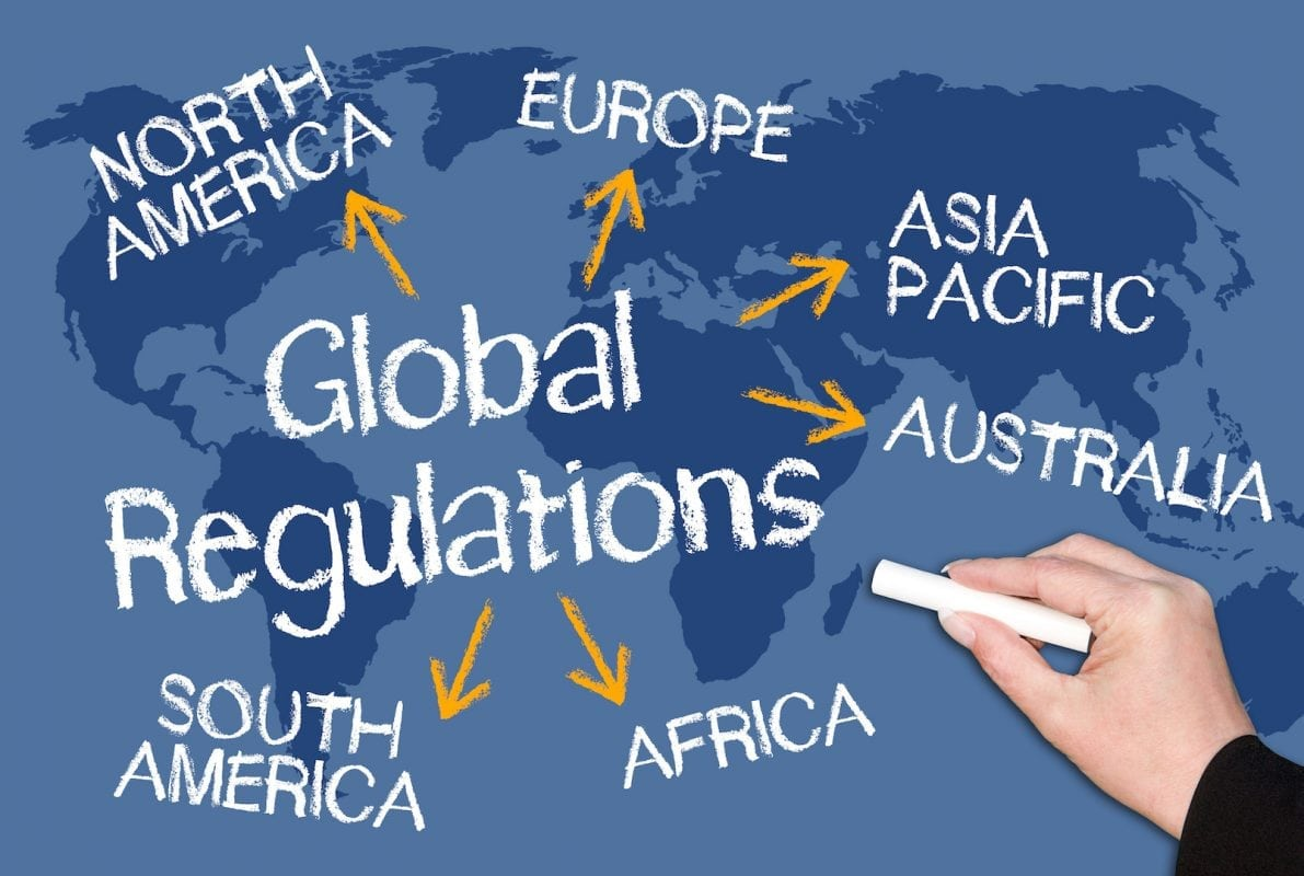 Global Regulations Bitcoin
